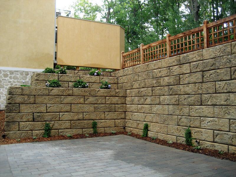 Retaining Walls Concrete 11