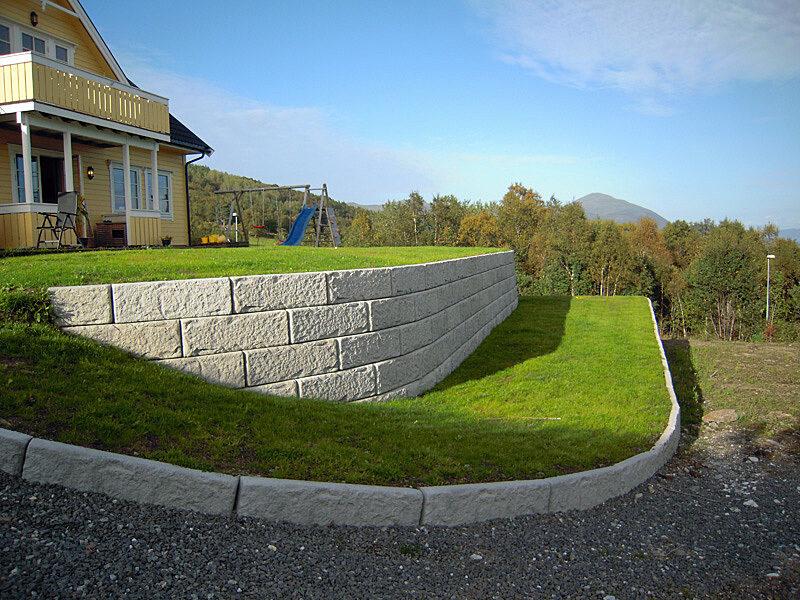 Concrete Block for Retaining Walls 20