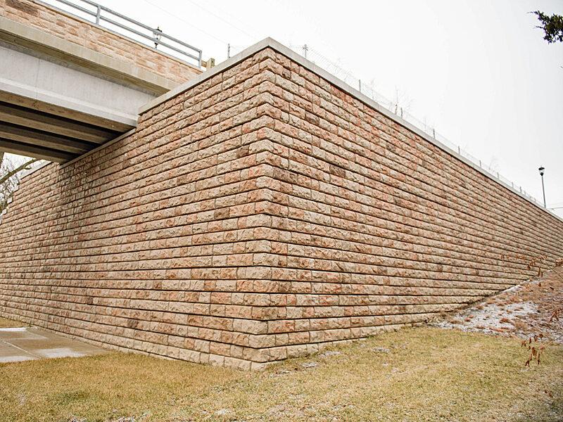Gravity Retaining Walls 3